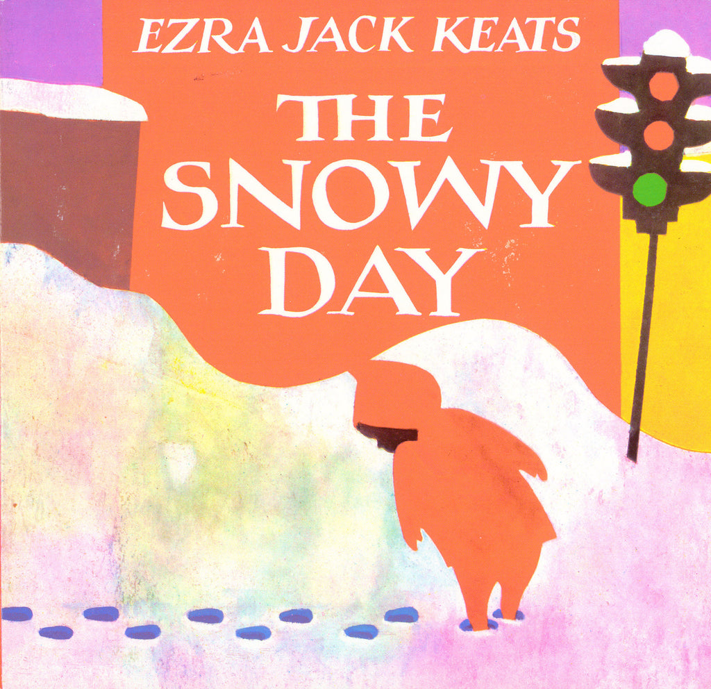 "MerryMakers 15"" The Snowy Day Doll and Book Set, based on the book by Ezra Jack Keats"
