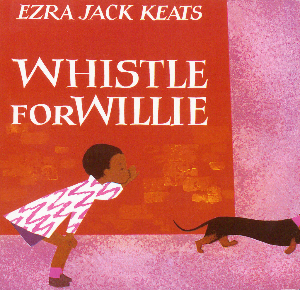 "MerryMakers 16"" Whistle for Willie Doll and Book Set, based on the book by Ezra Jack Keats"
