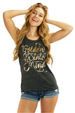 GOLDEN STATE OF MIND MUSCLE TANK