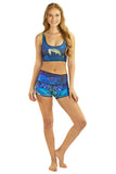 Sea Turtle Hot Shorts