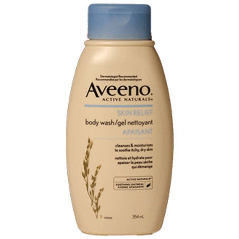 Aveeno Skin Relief Body Wash (Unscented)