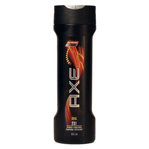 AXE Dual 2-in-1 Shampoo