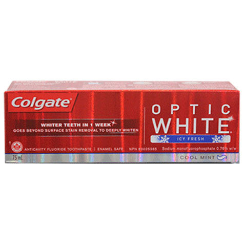 Colgate Optic White Icy Fresh Cool Mint