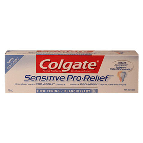 Colgate Sensitive Pro-Relief Whitening