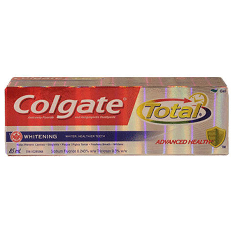 Colgate Total Advanced Health Whitening Gel