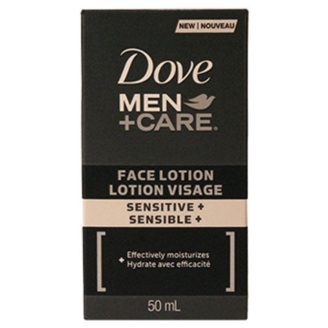 Dove Men+Care Sensitive Face Lotion