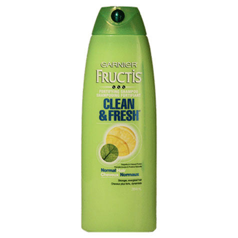 Garnier Fructis Clean and Fresh Shampoo