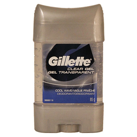 Gillette Clear Gel Deodorant Cool Wave
