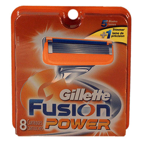 Gillette Fusion Power Blades (8 Pack)