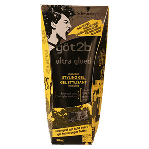 Got2B invincible STYLING GEL