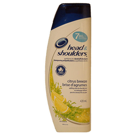 Head & Shoulders Citrus Breeze