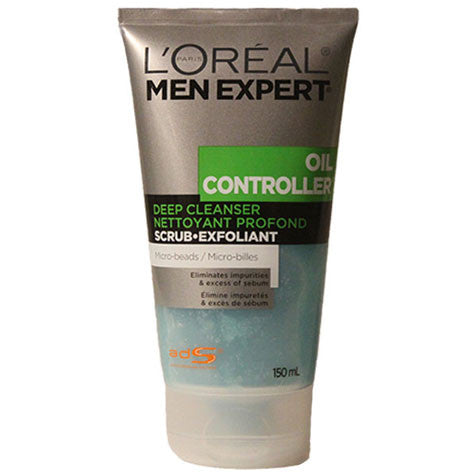 L'Oreal Men Expert Oil Controller Deep Cleanser Scrub