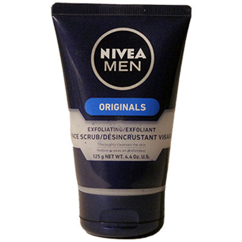 NIVEA MEN Exfoliating Facial Scrub