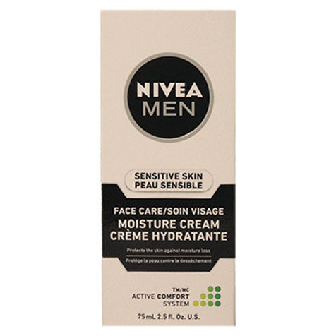 NIVEA MEN Sensitive Moisture Cream