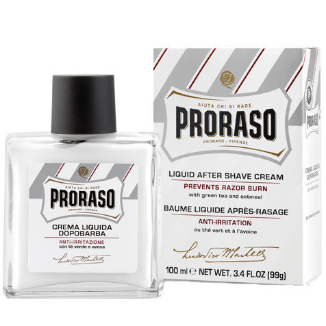 Proraso Liquid Cream Aftershave Sensitive Skin