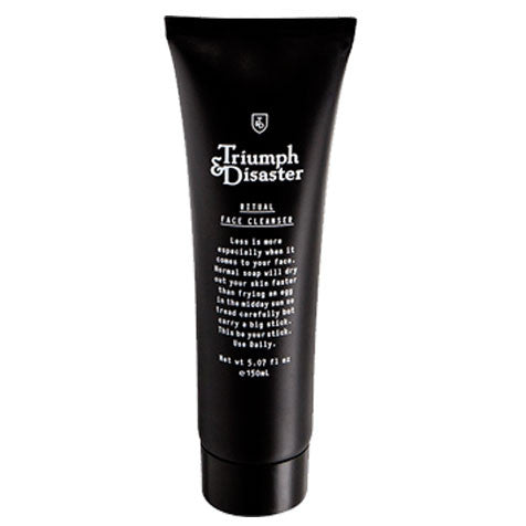 Triumph and Disaster Ritual Face  Cleanser