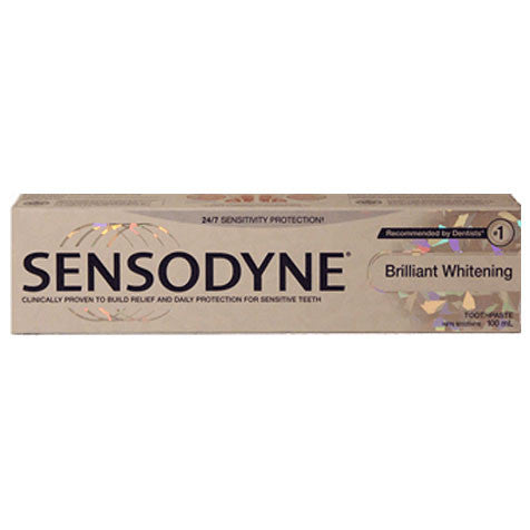 Sensodyne Brilliant Whitening