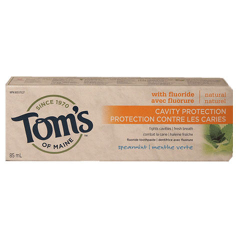 Tom's of Maine Cavity Protection Fluoride (Spearmint)