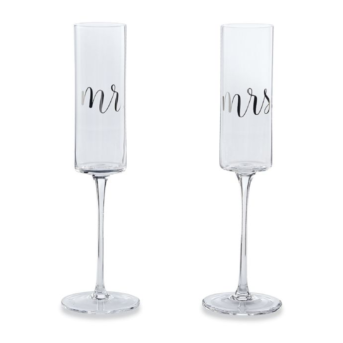 Wedding Champagne Set (2)