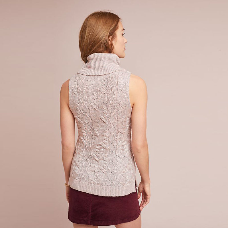 Sweater With Time Mauve Rose