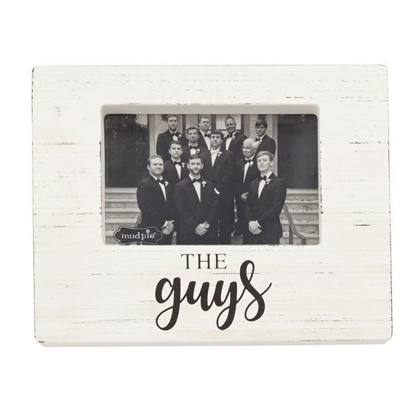 The Guys Block Frame