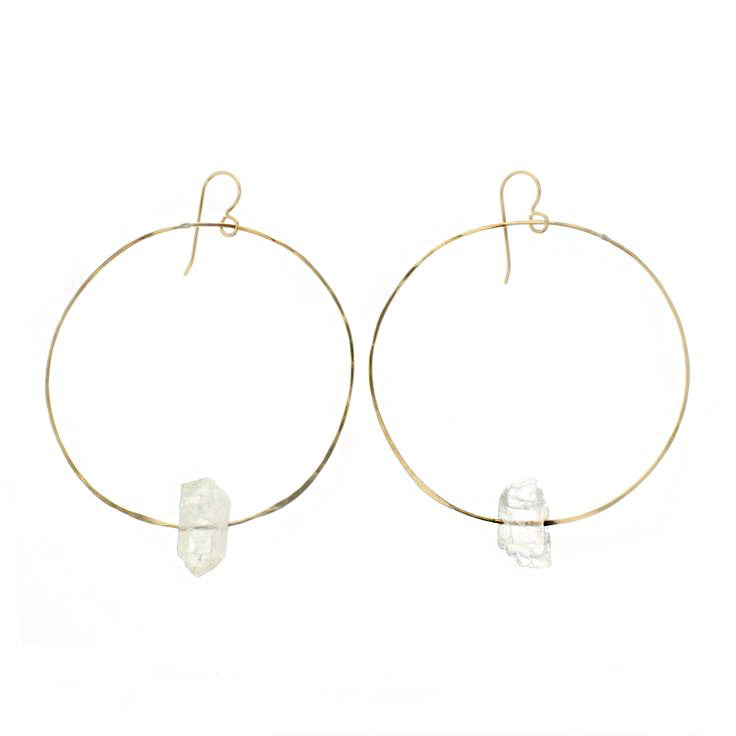 Gold Alchemy Earrings