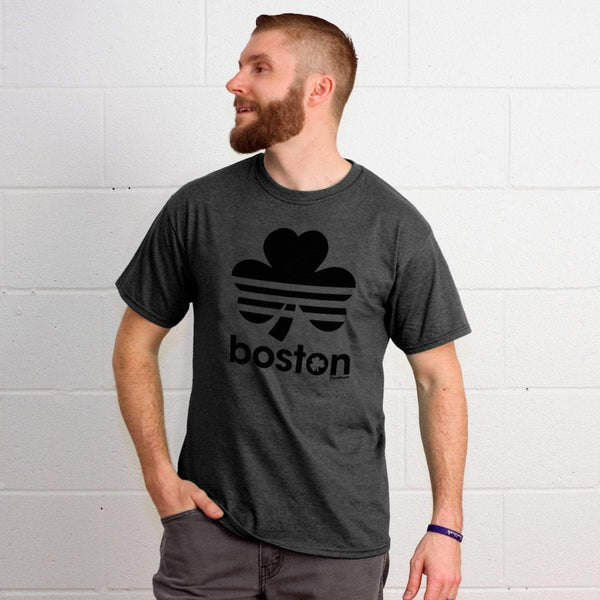 Boston Blackout Shamrock Tee
