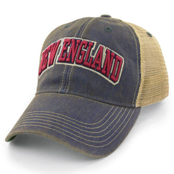 New England Trucker Hat