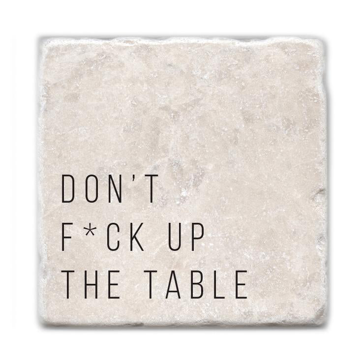 The F Word Coasters