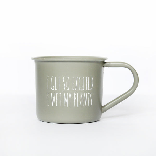 Wet My Plants - Garden Mugs