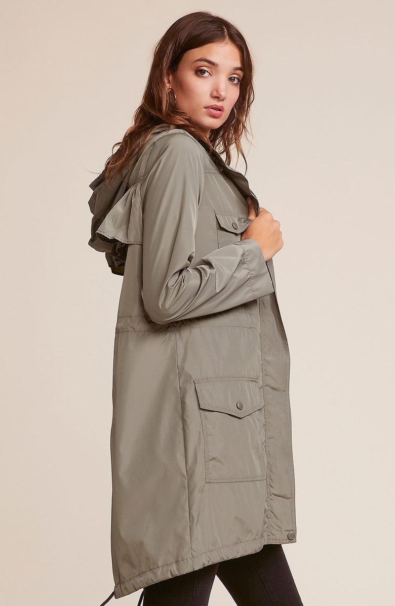 Into The Wild Light Weight Raincoat