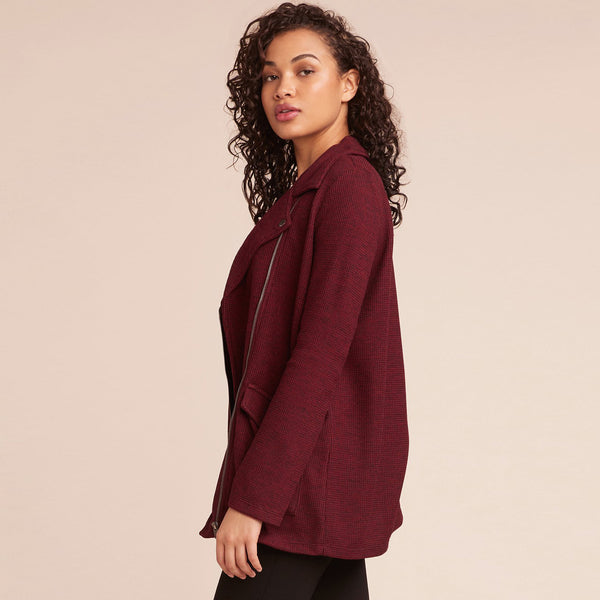 Wild At Heart Cranberry Jacket