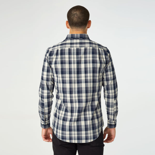 Finn Long Sleeve Flannel