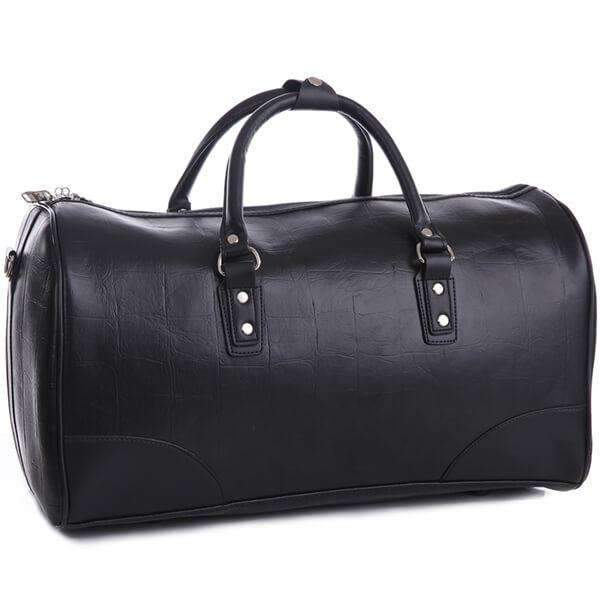 Black Stone Oxford Duffel