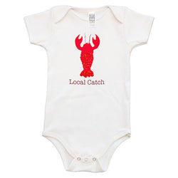 Simply Chickie Local Catch Onesie