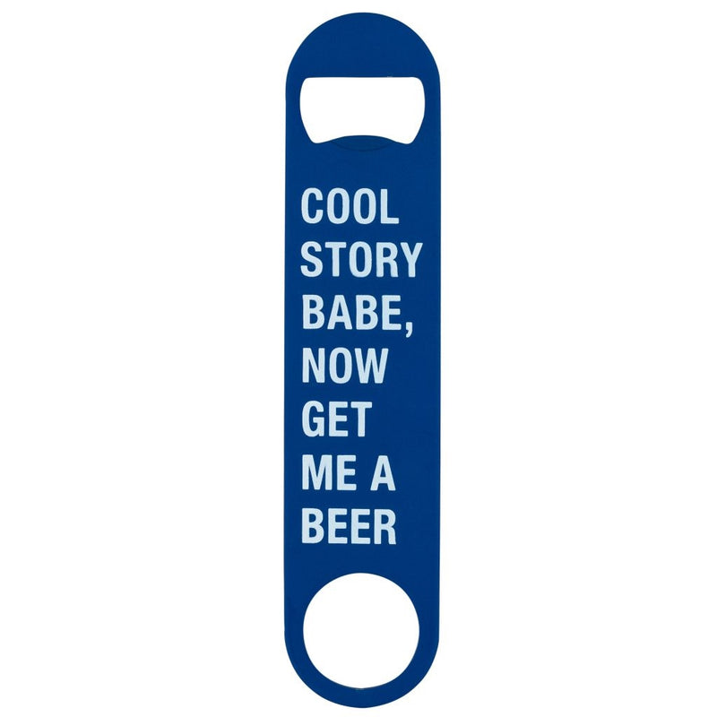 Cool Story Bottle Opener