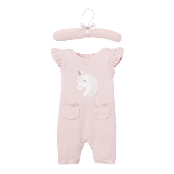 Pink Unicorn Shortall
