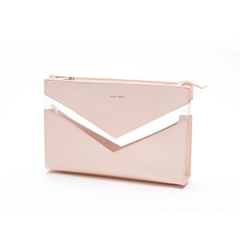 Blush Pixie Mood Clutch