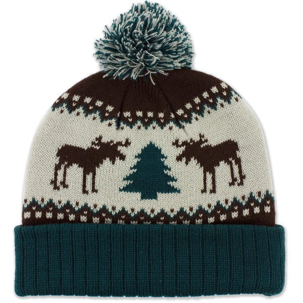 Ugly Moose North Woods Knit Winter Hat