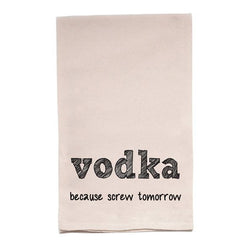 Vodka Tea Towels