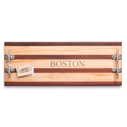 Soundview Millworks Boston Silver Handle Board