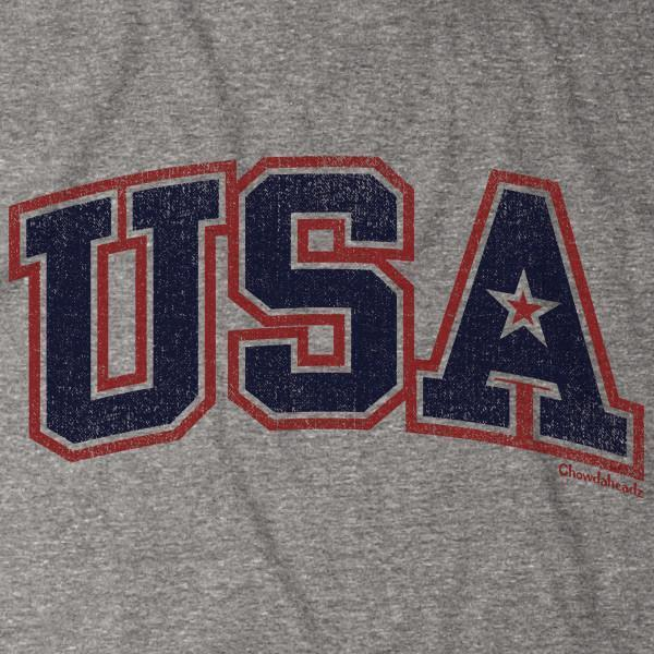 USA Tee with Bottle Opener