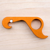 GrabOpener in Orange.  Makes a fun gift for a brewer.