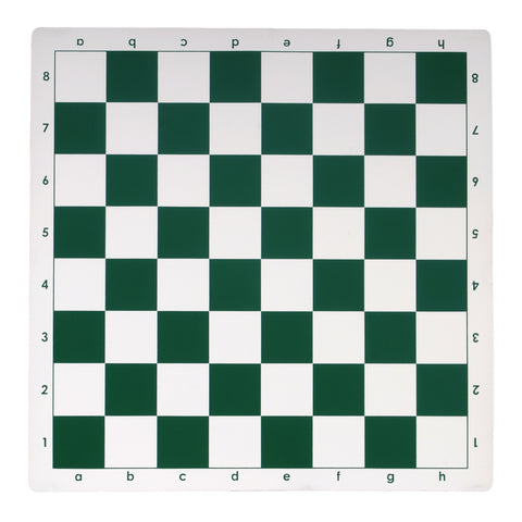 Tournament Vinyl Roll Up Chessboard