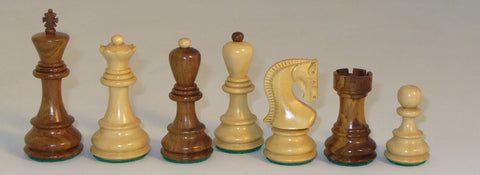 "3.75"" Fischer Design Pieces in Sheesham Wood"