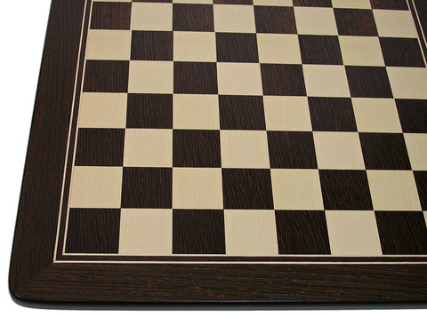 "2"" Wengue Chessboard"