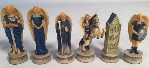 Archangels Chessmen