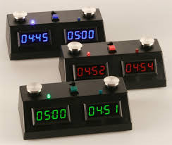 ZMF Digital Chess Clock