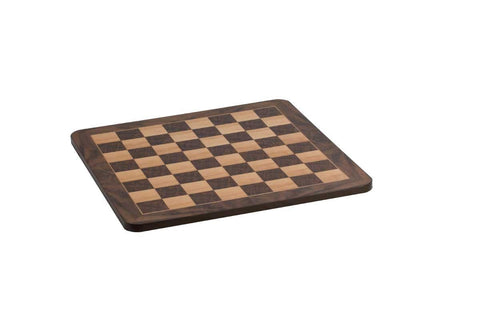 "2"" Walnut & Maple Chessboard"