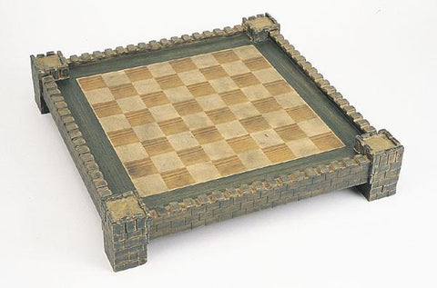 Castle Design Chessboard